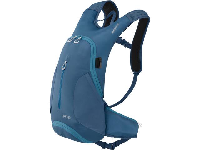Shimano Rokko 12 Backpack 12 litres, dark denim